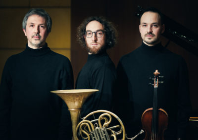 Opter Ensemble at Concert Hall Fazioli | 2019